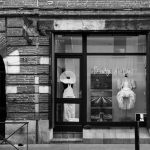 facade noir et blanc