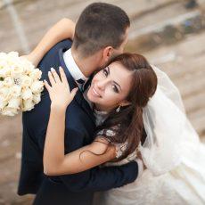 wedding bride groom loving cpouple marriage